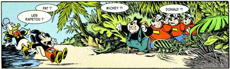 Mickey par Iwerks, Gottfredson et les autres - Page 7 Mickey18