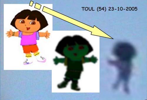 DORA : Un humanoïde à Toul (54) ? - Par Francine CORDIER -Gilles MUNSCH - Patrice SERAY Dora11