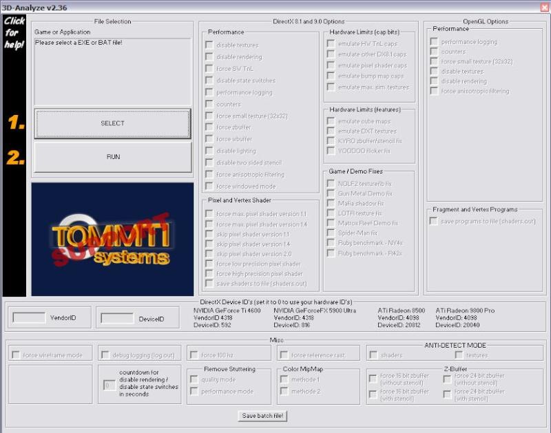 تحميل أقوى برنامج مشغل للألعاب بدون متحتاج للمواصفات العالية 3da10
