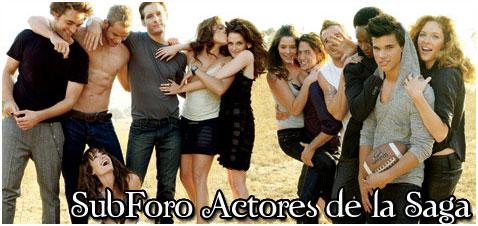 Indice de  Actores de la Saga Moldeb12