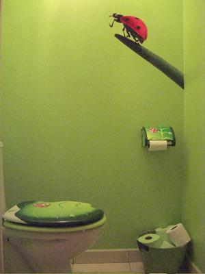 quelle couleur et quelle déco pour mes toilettes ???? 300-wc10