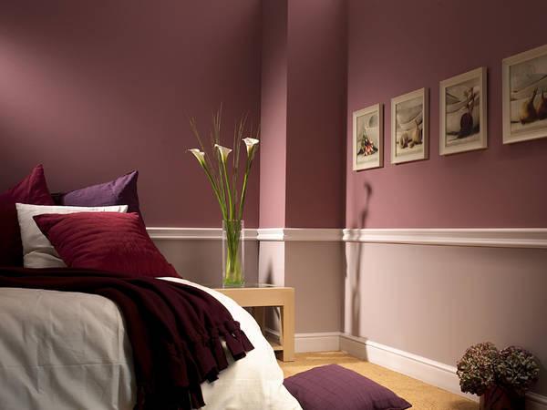 chambre de jeune fille, choix des couleurs, style romantique 31084a10
