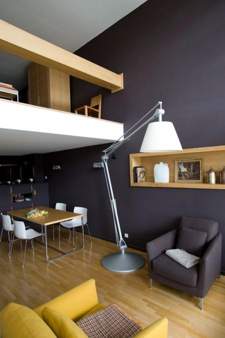 Besoin d'aide et de conseils pour la décoration de notre appartement Loft-l10