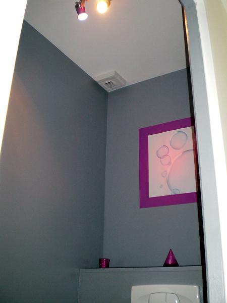 quelle couleur et quelle déco pour mes toilettes ???? Maison13