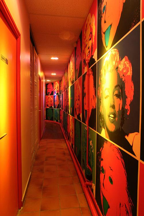 Mur d'images Salon_11