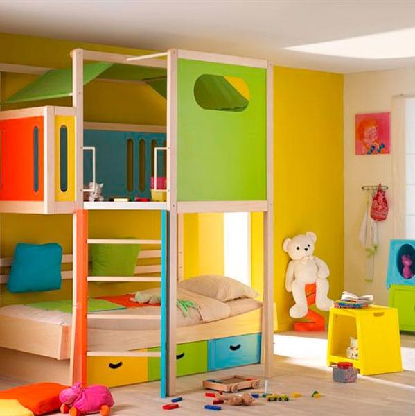 idées pour chambre de garcon de 5 ans