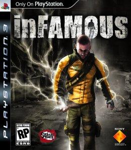 inFAMOUS llegara en Junio;Demo Anunciada 20090312