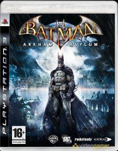 Se presenta oficialmente la portada de Batman: Arkham Asylum 20090318