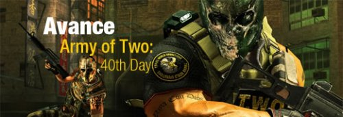 Army of Two: 40th Day 20090319