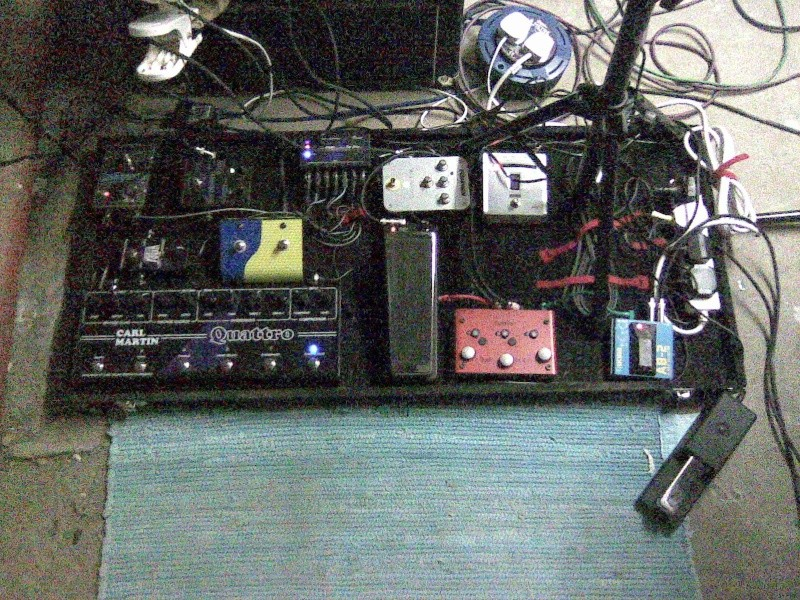 My pedalboard Pedal_11