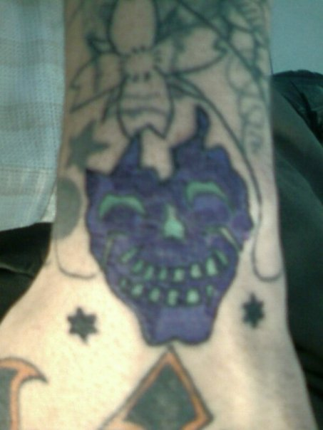 Tattoo's lets see yours Mask10