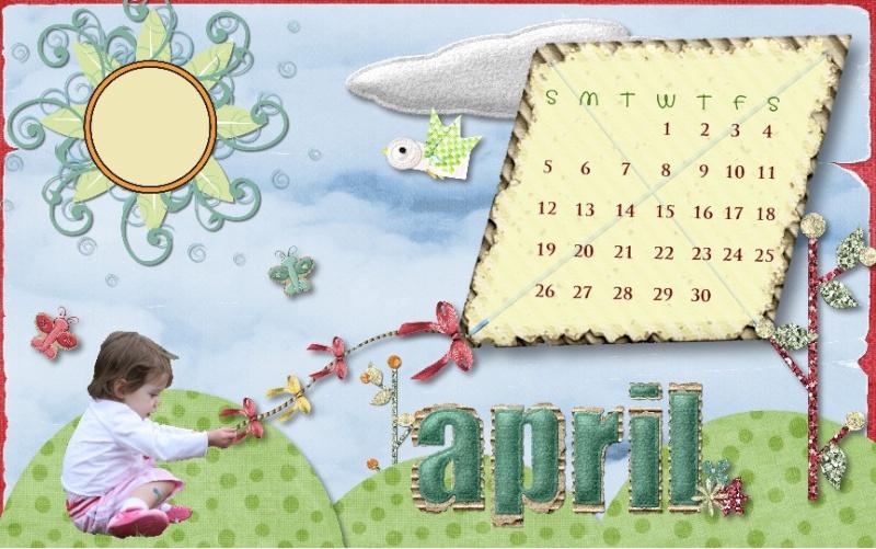 April Calendar Challenge April_11