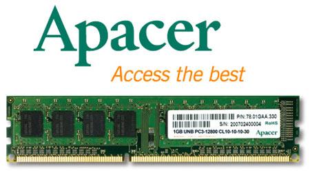 DDR3 Memorije Apacer10