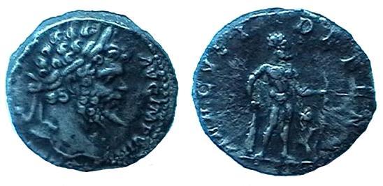 Muestrario de Denarios de Septimio Severo... 144