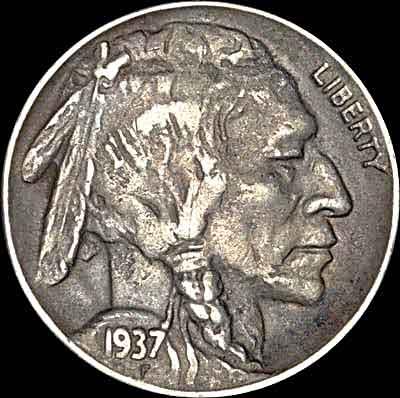 five cents bufalo indio Buffal10