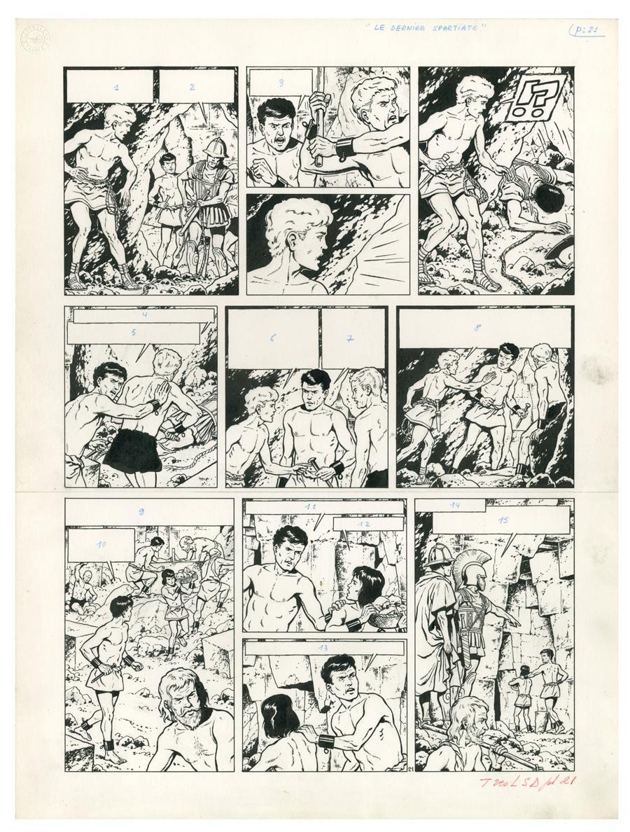Le dernier spartiate - Page 5 Alixde10