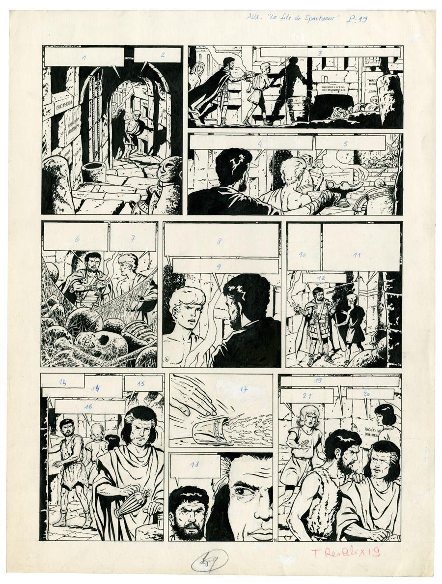 Le fils de Spartacus - Page 2 Alixle11