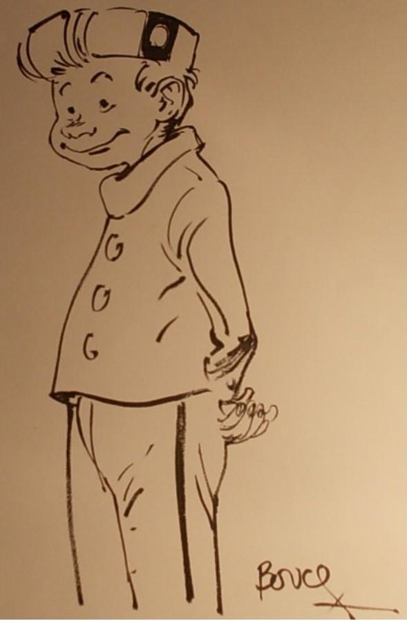 Francois Boucq, un style oscillant entre réalisme cru et humour absurde - Page 2 Boucqs10