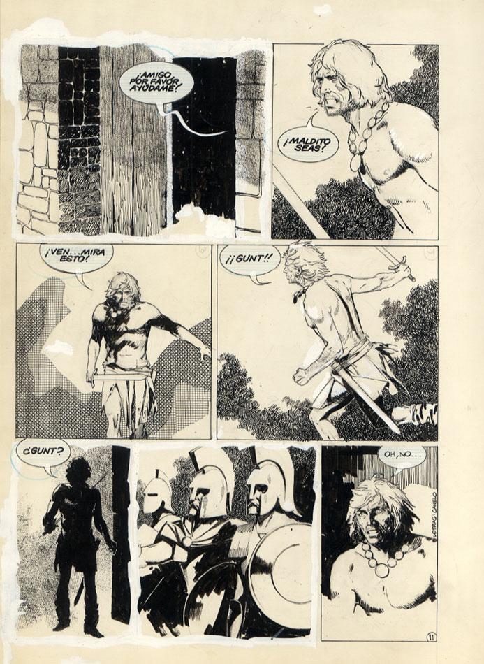 Bandes dessinées argentines - Page 4 Del_ca10
