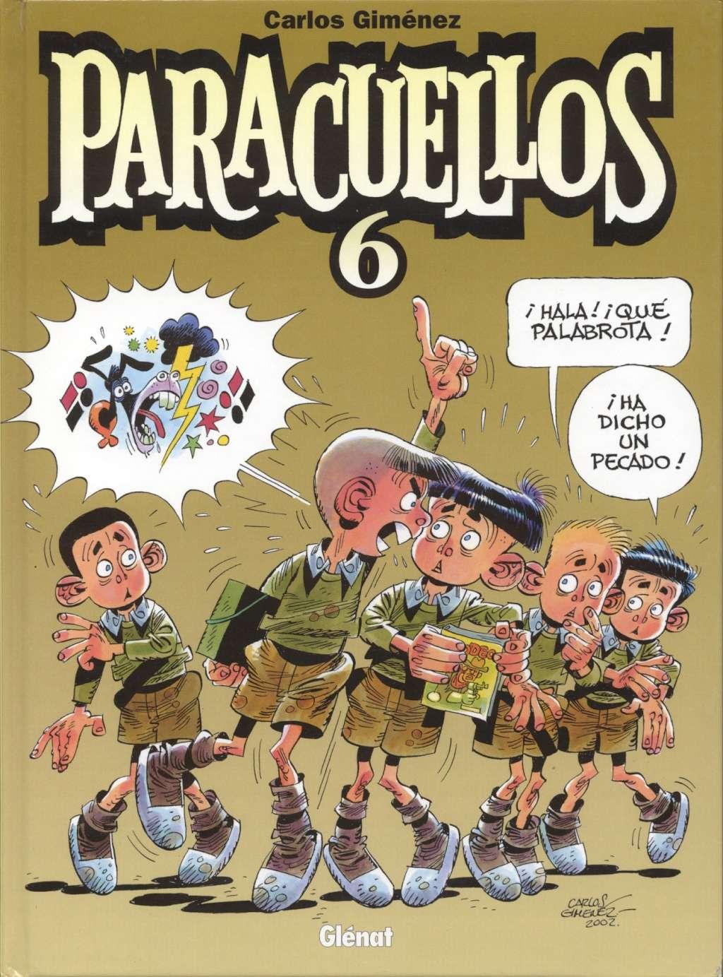 Bandes dessinées espagnoles - Page 5 Gimene11