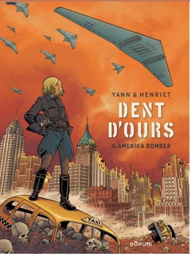 Dent d'ours et autres BD de Yann et Henriet Henrie10