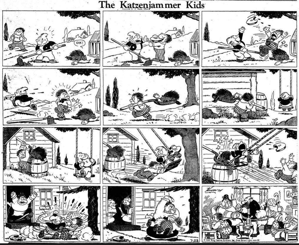 The Katzenjammer Kids (Pim Pam Poum) - Page 5 Knerrn10