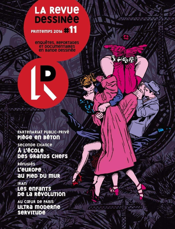 Reportages  journalisme et bande dessinée - Page 3 La_rev10
