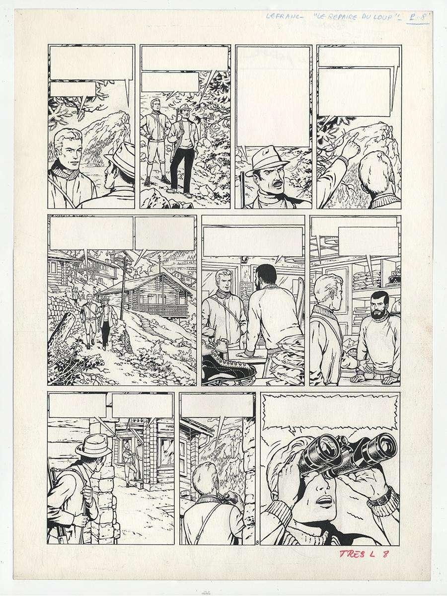 Le repaire du loup - Page 4 Lefran13
