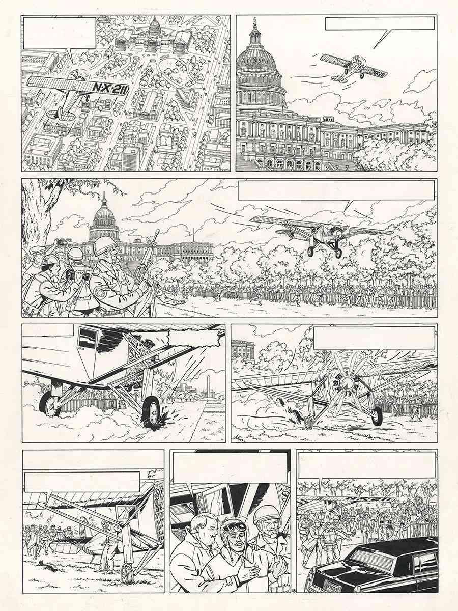 Le vol du Spirit - Page 2 Lefran14