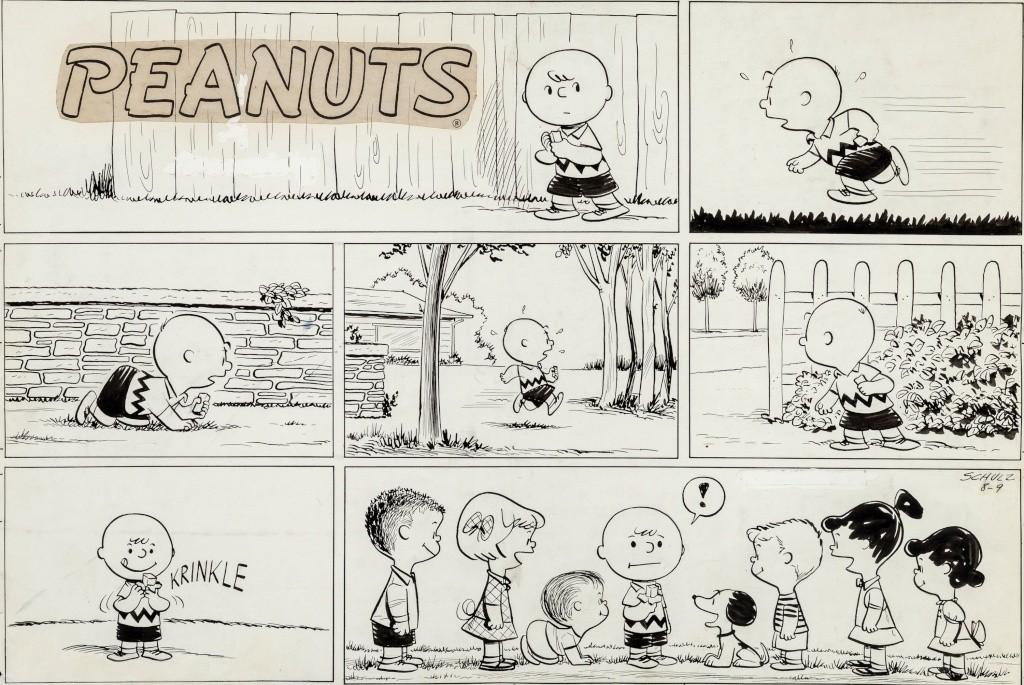 """La saga """"Peanuts"""" - Page 5 Peanut12"""