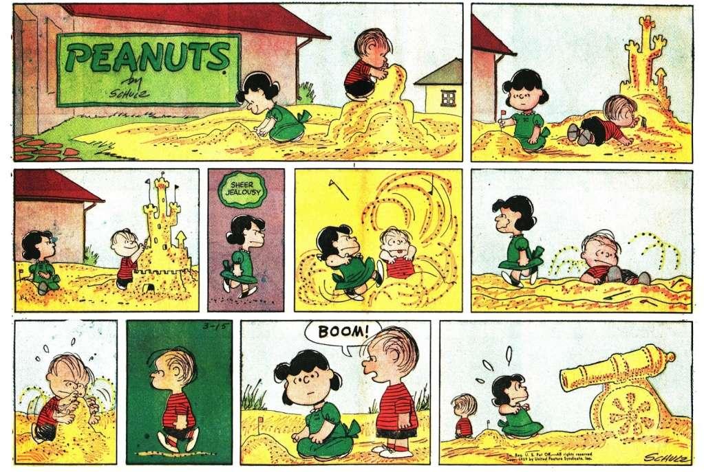 """La saga """"Peanuts"""" - Page 5 Peanut13"""