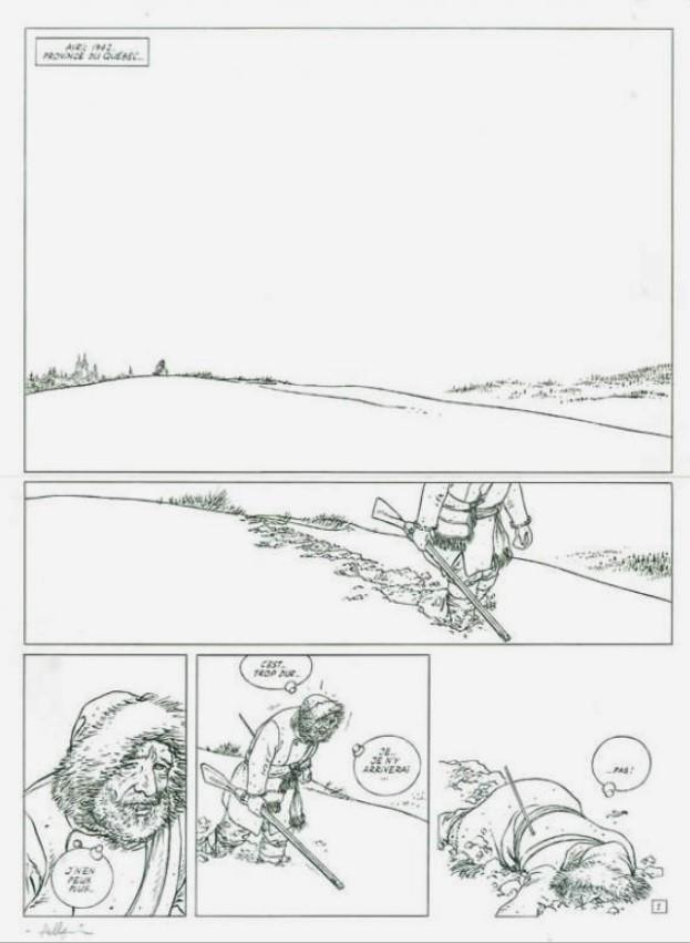 L'Epervier de PATRICE PELLERIN - Page 6 Peller12