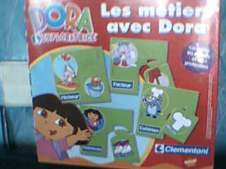 les métiers avec DORA Pictur11