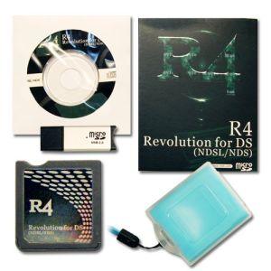 R4 pour nintendo DS R410