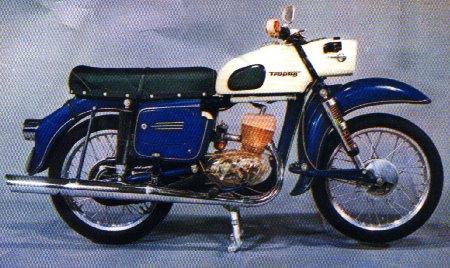 MZ 125 ES de 1965 ! 1969-m10