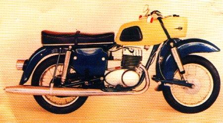 MZ 125 ES de 1965 ! 1969-m11