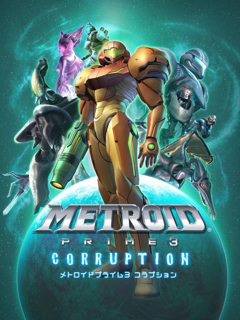 [Wii] Metroid Prime Trilogy 11410
