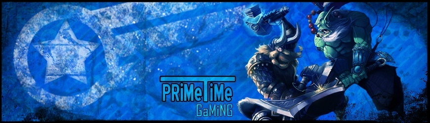 Prime Time Gaming League