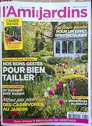 L'ami des jardins - Mars 2016 n° 1064 L_ami_10
