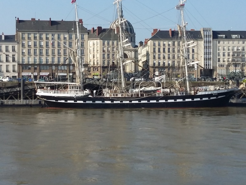 Nantes, la belle! Belem10