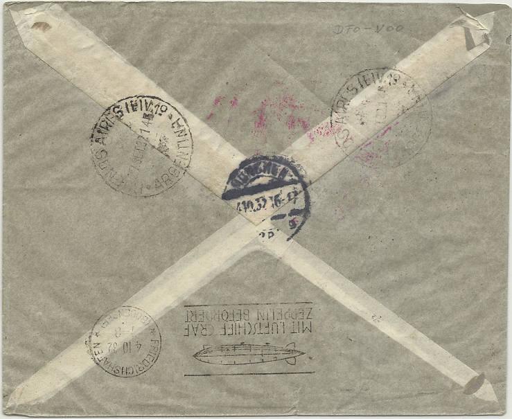 Südamerikafahrten LZ 127 1932 - Seite 2 Argent11