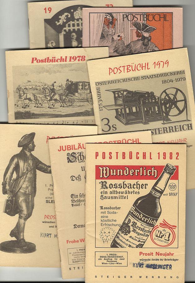 Portostufen ab 1945 Postby10