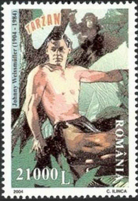 Briefmarken-Kalender 2016   - Seite 4 Tarzan10