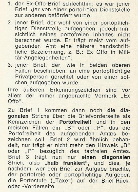 Vorphilatelie Österreich  -   Briefe aus der Vormarkenzeit - Seite 2 Textst10