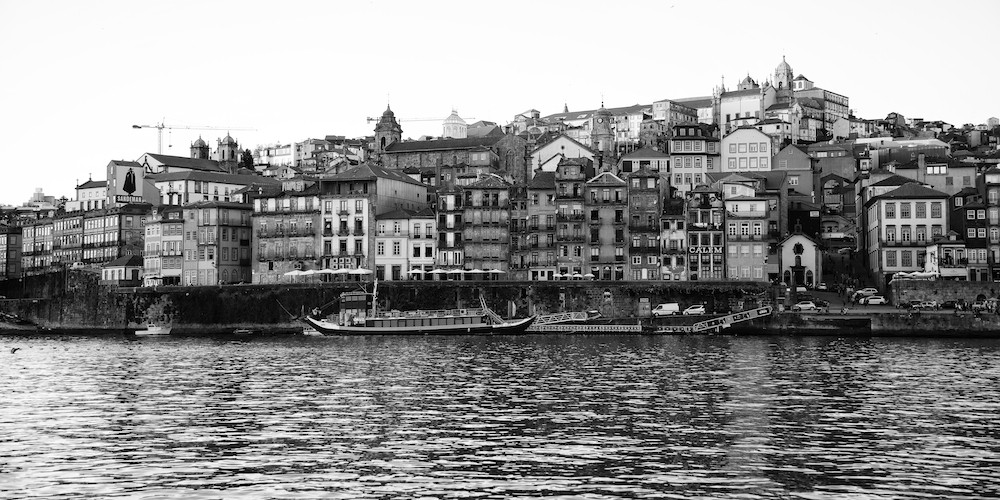 Sur les rives du Douro, à Porto : 2015-111