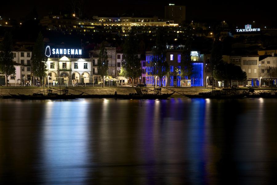 Quelques vues de nuit, de Porto : 2015-114