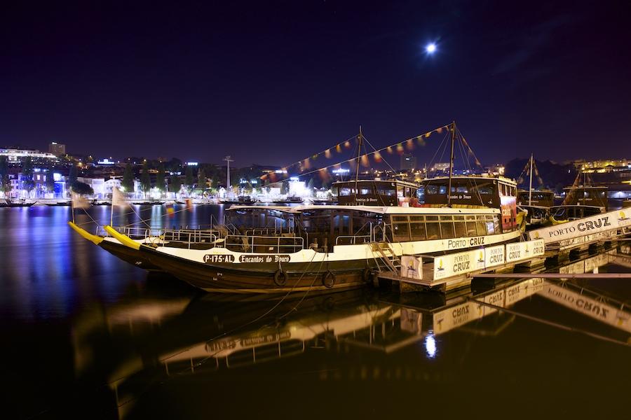 Quelques vues de nuit, de Porto : 2015-116