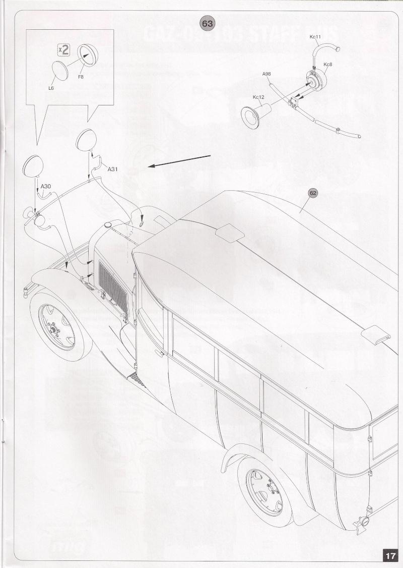 Le GAZ 05 193 Staff Bus de chez Mini Art au 1/35ème Image026