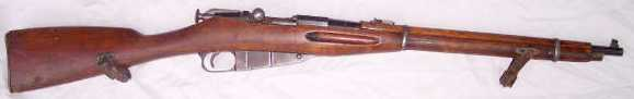 Conversion Mosin Nagant 91/30 En M44 M1907010
