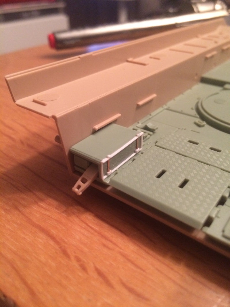 Bradley M2A3 w Busk III / US infantry fighting vehicle [Meng, 1/35] - Page 2 Img_5228